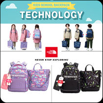 [THE NORTH FACE]★KIDS WIDE PROTECTION SCH PACK/EX