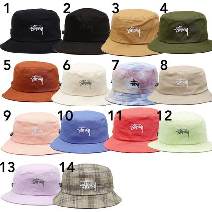 STUSSY ハット 送料追跡込 [STUSSY] Stock Bucket Hat バケット・ハット(2)