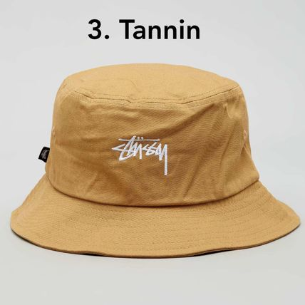STUSSY ハット 送料追跡込 [STUSSY] Stock Bucket Hat バケット・ハット(5)