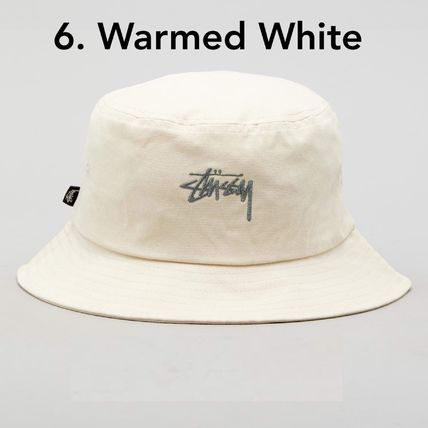 STUSSY ハット 送料追跡込 [STUSSY] Stock Bucket Hat バケット・ハット(8)