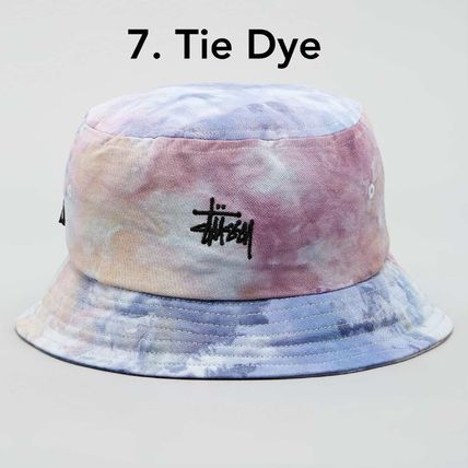 STUSSY ハット 送料追跡込 [STUSSY] Stock Bucket Hat バケット・ハット(9)