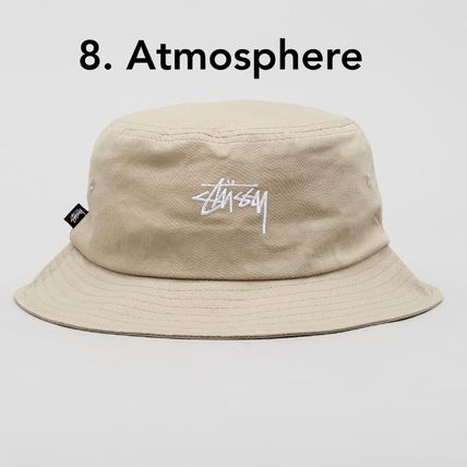 STUSSY ハット 送料追跡込 [STUSSY] Stock Bucket Hat バケット・ハット(10)