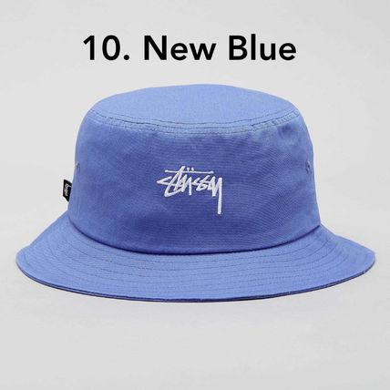 STUSSY ハット 送料追跡込 [STUSSY] Stock Bucket Hat バケット・ハット(12)