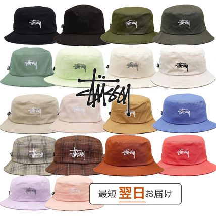 STUSSY(ステューシー) ハット 送料追跡込 [STUSSY] Stock Bucket Hat バケット・ハット