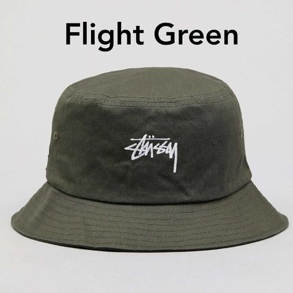 STUSSY ハット 送料追跡込 [STUSSY] Stock Bucket Hat バケット・ハット(6)