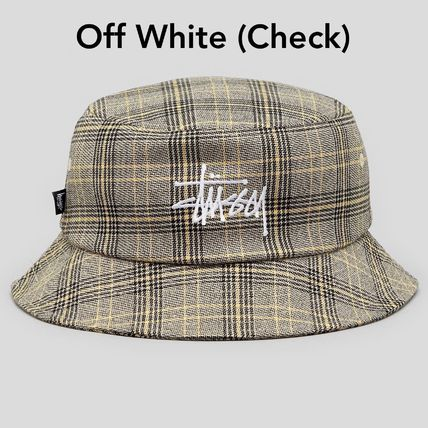 STUSSY ハット 送料追跡込 [STUSSY] Stock Bucket Hat バケット・ハット(15)