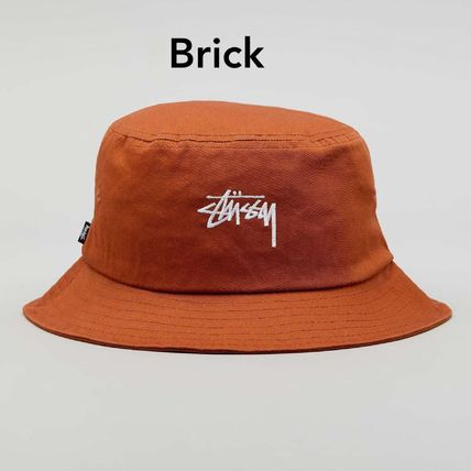 STUSSY ハット 送料追跡込 [STUSSY] Stock Bucket Hat バケット・ハット(17)