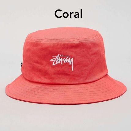 STUSSY ハット 送料追跡込 [STUSSY] Stock Bucket Hat バケット・ハット(18)