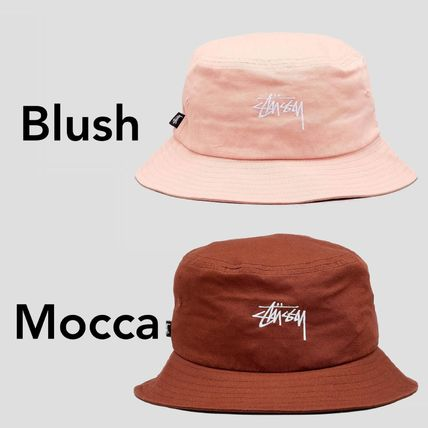 STUSSY ハット 送料追跡込 [STUSSY] Stock Bucket Hat バケット・ハット(20)