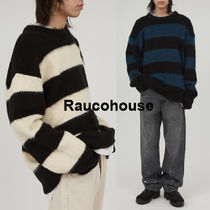 Rarucohouse Hairley Stripe Drop Knitwear
