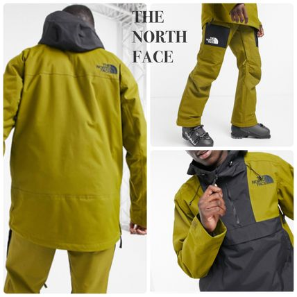 THE NORTH FACE メンズ・スノーウェア ◆ THE NORTH FACE ◆ アノラックスキーウェアセット 送料込み