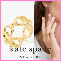 SALE*kate spade*duo link ring*指輪*リング