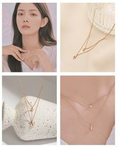 【wingbling】Dual shine necklace