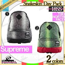 Supreme The North Face Snakeskin Lightweight Day Pack 蛇柄