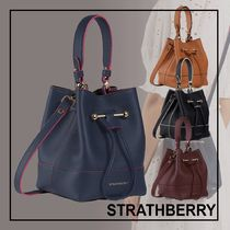 Strathberry☆LANA OSETTEバケットバッグ