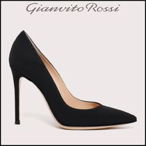 ★Gianvito Rossi★105 mm パンプス