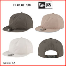 限定 FEAR OF GOD フォグ ESSENTIAL Retro Crown キャップ