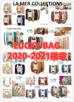 ★2020-21福袋♪★5-7日で到着/LA MER COLLECTIONS Wrap Watch★