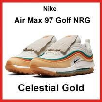 Nike Air Max 97 Golf NRG Celestial Gold AW 20 2020