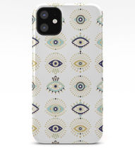 *Society6* Evil eye collection iPhone ケース