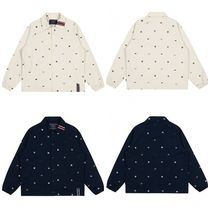 [ROMANTICCROWN] RMTCRW CLUB COTTON JACKET★ジャケット