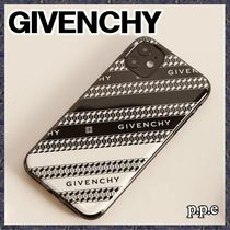 GIVENCHY バイカラーチェーンロゴ IPhone11ケース