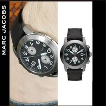 Marc by Marc Jacobs(マークバイマークジェイコブス) アナログ時計 Marc by Marc Jacobs☆Larry クロノグラフウォッチ☆MBM5054