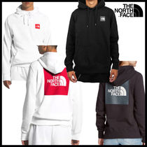★THE NORTH FACE★BOX PULLOVER HOODIE 男女兼用★裏起毛★2色