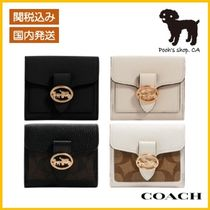 【COACH】Georgie Small Wallet◆国内発送◆