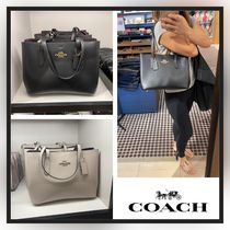 [COACH] 最終SALE!! バイカラー♪ AVENUE CARRYALL 2WAY