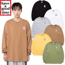 【have a good time】MINI FRAME L/S TEE カットソー 6色