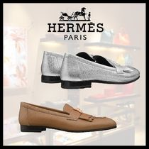 HERMES Mocassins Royal