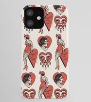 *Society 6* Hearts  iPhone ケース