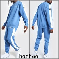 ◇boohoo◇ MAN OFFICIAL SIDE PANEL セットアップ 送料込