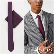 【ASOS】Harry Brown プレーンネクタイ★国内送料込★