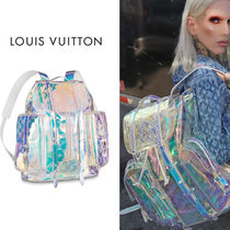 Louis Vuitton Christopher Backpack Monogram GM Prismリュック