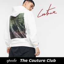 SALE【Couture Club】グラフィック パーカー / 送料無料