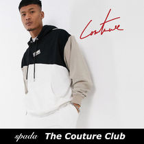 SALE【Couture Club】ロゴ カラーブロック パーカー / 送料無料