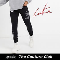 SALE【Couture Club】プリント ジョガーパンツ / 送料無料