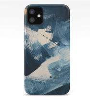 *Society 6* against the current iPhone ケース