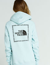 THE NORTH FACE★US買付/送料込・関税送料込★ロゴ入りフーディ