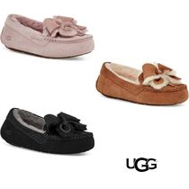 【UGG 】AUS発★大人気アンスレーボウスリッパ