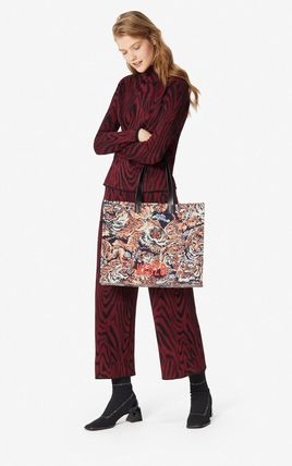 [KENZO] Jungle 'Flying Tiger' Tote フライングタイガートート
