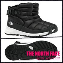 【THE NORTH FACE】  Thermoball プルオンショートブーツ