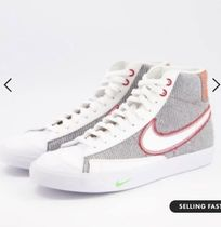 Nike Blazer Mid '77 Revival recycled jerseyスニーカー1728590