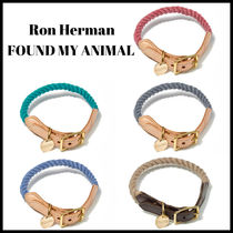 Ron Herman取扱 ☆FOUND MY ANIMAL ペット用☆ CAT & DOG 首輪