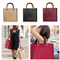 ♢SAVE♢Tote Bamboo 3色