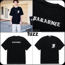 [ LMC GROUP ]★ 韓国大人気 ★FUZZ OVER DYED OLD ENGLISH TEE