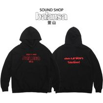 【SOUNDSHOP BALANSA×INTERBREED×disk UNION】HOODIE フーディ