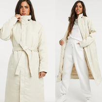 Nike trench ロングコート